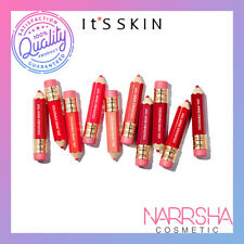 [It's SKIN] Colorable Draw Tint 3.3g 10 Colors / Cute Crayon Velvety Lip Tint