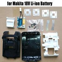 Für Makita 18V Li-Ionen-Batterie Leiterplatte Platine BL1830 Batteriegehäuse Set