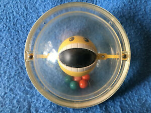 PAC MAN PANIC Marble Dexterity Game Ideal 1982