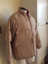 Vintage William Barry Struggle Gear Goose Down Puffy Coat Jacket Men's Large