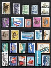 BOATS SHIPS Thematic STAMP COLLECTION  Mint and Used  Ref:TS318