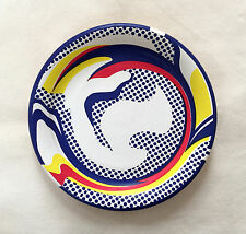 ROY LICHTENSTEIN, PAPER PLATE, 1st Edition, 1969, Bert Stern,On 1st Inc, POP ART