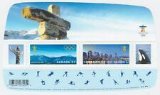 Canada 2010 - Souvenir Sheet #2366 Vancouver Olympic Winter Games