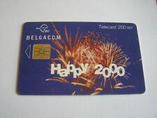 2000 Télécarte de collection Belgacom Michel Vaillant