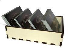 Visitenkartenbox aus Holz Box Visitenkarten Visitenkarte Kartenbox