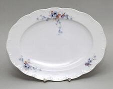 Rosenthal Monbijou Belvedere Blaue Ranke Platte Vorlegeplatte oval 32 cm