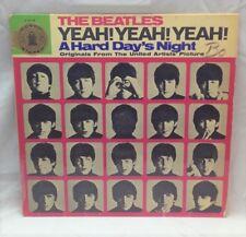 The Beatles Yeah! Yeah! Yeah! Hard Days Night 1964 German Odeon Vinyl LP Record