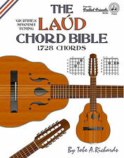 LAUD CHORD BIBLE - 1,728 CHORDS (NEW 2016 EDITION)