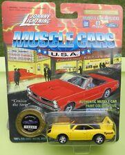 #5 YELLOW PLYMOUTH SUPERBIRD ROADRUNNER 1995 1970 MOPAR 70 JOHNNY LIGHTNING JL
