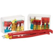 25pc Piece Car Fuse Set Kit Handy with Tool Fuses Trucker Truck Van Car Lorry