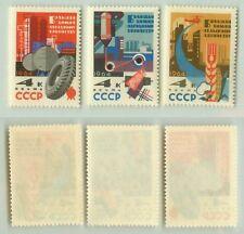 Russia Ussr 1964 Sc 2872-2874 Mnh . f5028