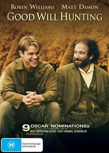Good Will Hunting : NEW DVD