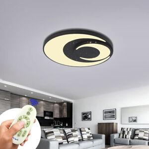 48W-72W LED Dimmbar Deckenleuchte Schlafzimmer Deckenlampe Wohnzimmer Deckenlamp