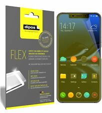 3x Elephone A4 Screen Protector Protective Film covers 100% dipos Flex