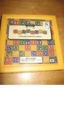FRONT PORCH CLASSICS KIDS WORD SPOT FAMILY WOOD BOARD GAME MOTHERS BIRTHDAY GIFT
