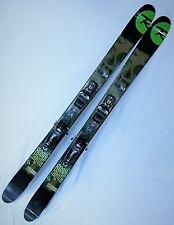 Rossignol S3 159cm Twin Tip Rocker Used Ski Package, with Demo Bindings