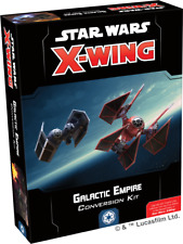Fantasy Flight Games Ffgswz07 Star Wars X-wing Galactic Empire Conversion Kit