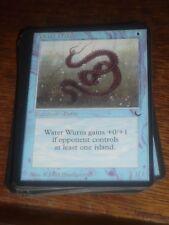 MTG Magic the Gathering WATER WURM The Dark RARE TOP condition