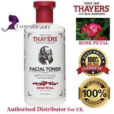 💙Thayers® Rose Witch Hazel Toner Alcohol Free Toner With Aloe Vera,  355ML💙