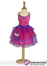 2-3 years Cerise Pink Cupcake Fairy with Bag Girls Costume by Travis