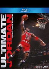 NBA - Ultimate Jordan (Blu-ray, 2018, 4-Disc Set)