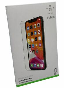 Belkin InvisiGlass Ultra Screen Protector For Apple iPhone XR/11 F8W942dsAPL