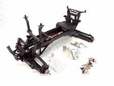 "NEW TRAXXAS STAMPEDE ""BIGFOOT"" XL-5 COMPLETE CHASSIS KIT ROLLER ARMS MAIN FRAME"