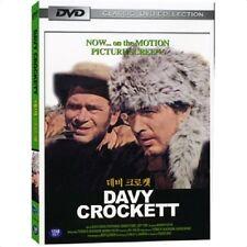 Davy Crockett: King of the Wild Frontier (1955) DVD - Fess Parker (New & Sealed)