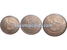 #RM# 1CENT + 2CENT + 5CENT MONACO 2002