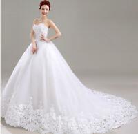 Brautkleid Hochzeitskleid Spitze Kleid für Braut von Babycat collection BC879