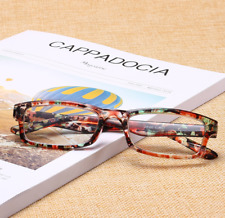 Women Floral Reading glasses Anti fatigue reader +1.0 +1.5 +2.0 +2.5 3.0 3.5 4.0