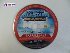 PS3 Playstation All-Stars Battle Royale - PS3  For PlayStation 3 PS3: Disc Only