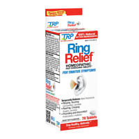 Ring Relief Homeopathic Fast Disolving Tablets, 70 Ct