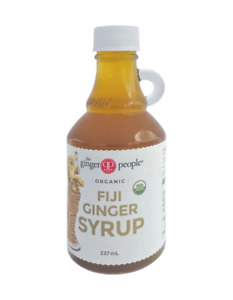 The Ginger People Organic Fiji Ginger Syrup (237ml)