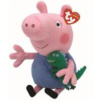 Ty Beanie Babies 46130 Peppa Pig George