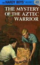 The Hardy Boys Ser.: The Mystery of the Aztec Warrior 43 by Franklin W. Dixon...