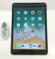 Apple iPad mini 2 32GB, Wi-Fi, 7.9in - Space Gray Excellent Bundle Grade A