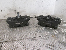 SUZUKI GSXR 750 K7 2007 FRONT BRAKE CALIPERS RADIAL   (BBX)