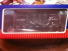 USA Trains G Scale R17215 Two-Tier Auto Carrier New York Central (BLACK)Rd#26590