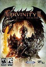 Divinity II 2: Ego Draconis Brand New (PC, 2009)