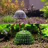 Mineral Natural Aquatic Moss Ball for Aquarium Crystal Red Shrimp Fish Tank New