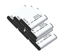 New 8x EN-EL19 ENEL19 Batteries for CoolPix S2600 S2500 S2700 S3100 S3400 S4200