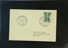 Sweden 1956 Paquebot Card to Tyskland - Z2126