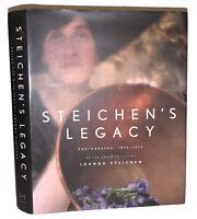 STEICHEN'S LEGACY, PHOTOGRAPHS, 1895-1973, PHOTOGRAPHY, HCDJ, 2000, 1st Edition