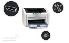HP LaserJet 1022N Printer Remanufactured pick up roller   Solenoids   fuser done