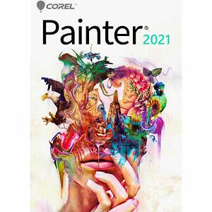 Corel Painter 2021 Digital Art and Painting Digital Software (READ DESCRIPTION