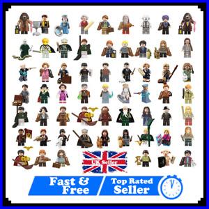Harry Potter 60+ Mini Figures Fantastic Beasts Minifigures Marvel Star Wars
