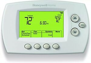 Honeywell Home Wi-Fi 7-Day Programmable Thermostat (RTH6500WF)