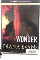 The Wonder by Diana Evans: Unabridged Cassette Audiobook (Y1)