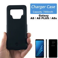 Galaxy A8/A8 PLUS/A8s Battery Case Power Bank Portable Charger Cover 7000mAh
